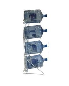 4 Tier Bottled Rack