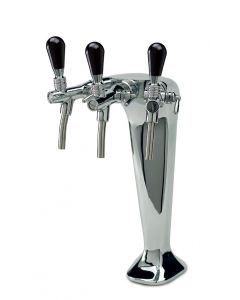 Cosmetal G663 3 way triple dispenser tap (Niagara IN)