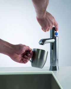 Zip HydroTap G4 HT1745UK Industrial Side Touch, Boiling, Chilled Tap